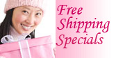 Free Shipping Specials